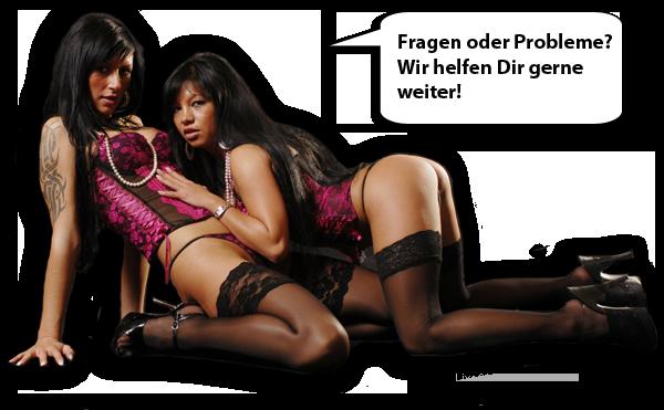 Diskreter Support - Sexcams mit Livechat - versaute Schlampen nackt vor der Kamera!
